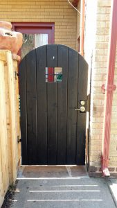 Gate examples - vertical images