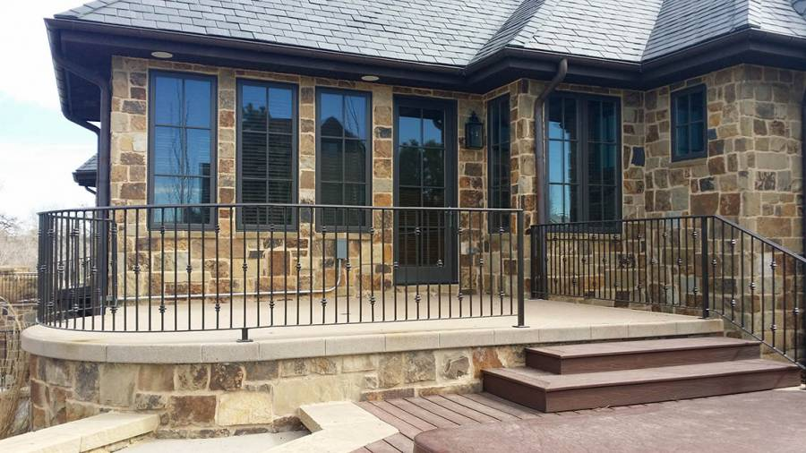 Wrought Iron Fencing Denver Fence Company Fence Right
