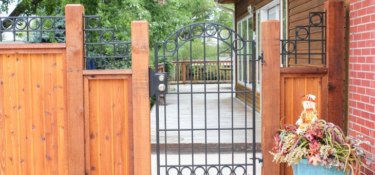 Gates and Arbors
